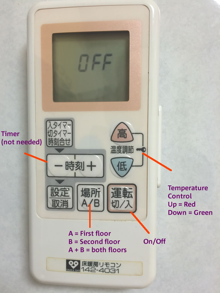 floor-heater
